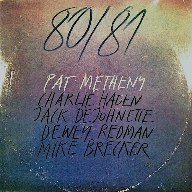 80/81 album cover